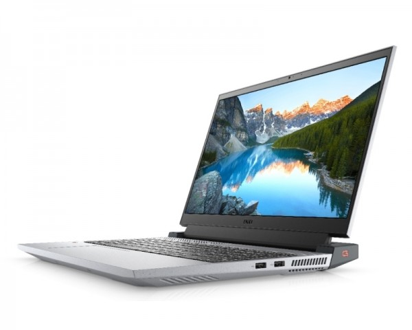 DELL G15 5515 15.6'' FHD 120Hz 250nits AMD Ryzen 7 5800H 16GB 512GB SSD GeForce RTX 3060 RGB Backlit Win10Home sivi 5Y5B