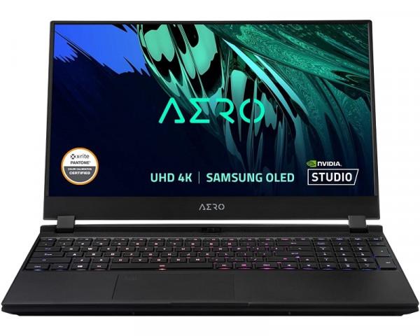GIGABYTE AERO 15XD Creator 15.6'' 4K OLED i7-11800H 32GB 1TB SSD GeForce RTX 3070Q 8GB Win10Pro
