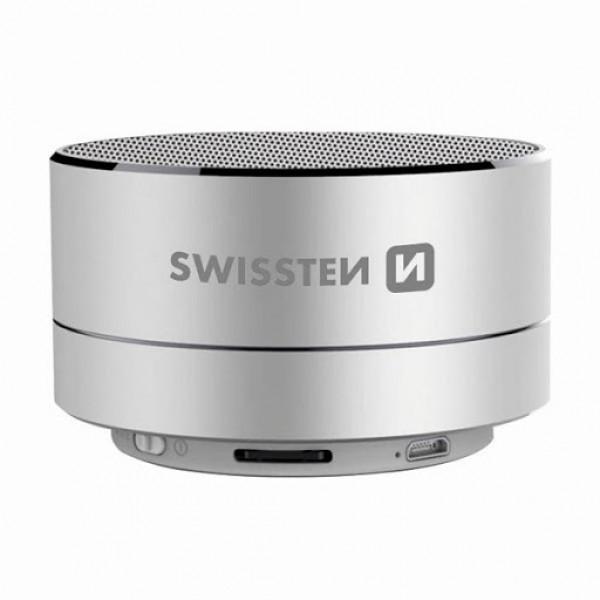 SWISSTEN Bluetooth Zvucnik I-Metal (Siva)