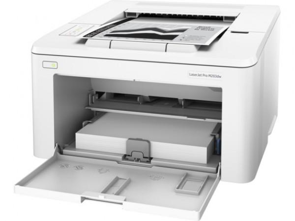 HP LaserJet Pro M203dw Printer, A4, LAN, WiFi, duplex' ( 'G3Q47A' )