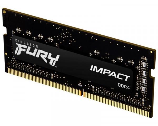 KINGSTON SODIMM DDR4 8GB 2666MHz KF426S15IB8  Fury Impact