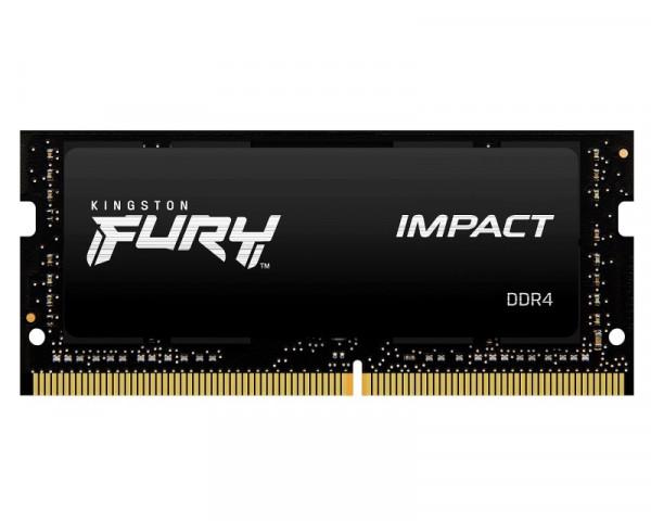 KINGSTON SODIMM DDR4 32GB 3200MHz KF432S20IB32 Fury Impact