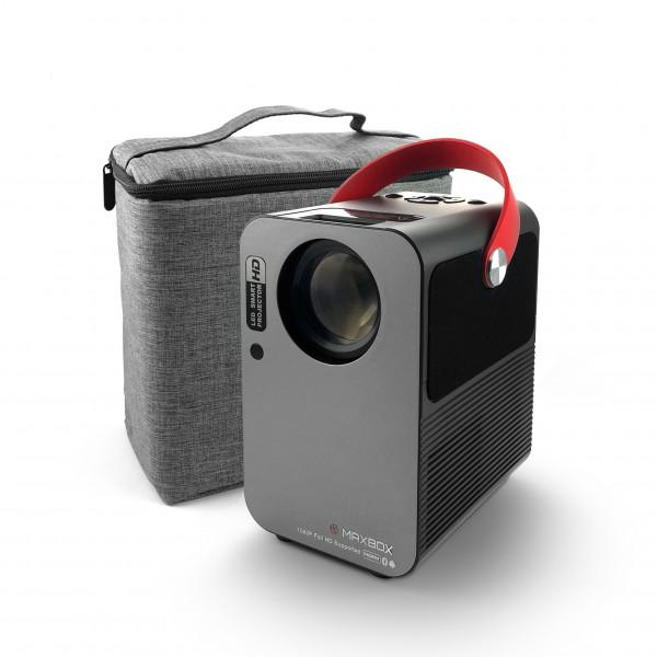 Projektor MAXBOX CC4 Android Wi-Fi + torba