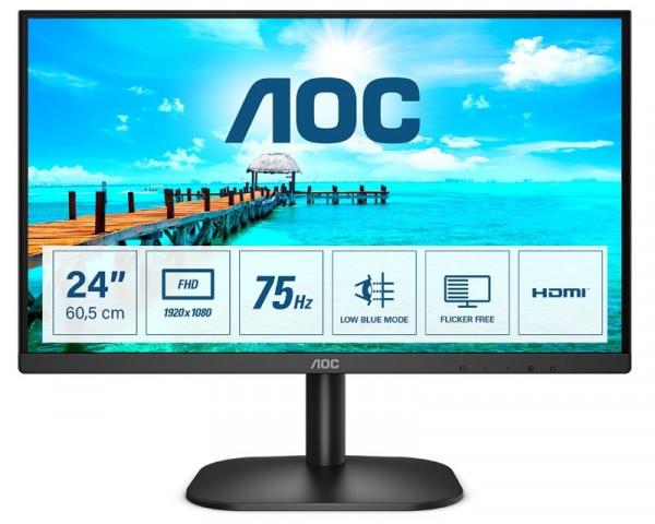 AOC 23.8''  24B2XHM2 WLED monitor