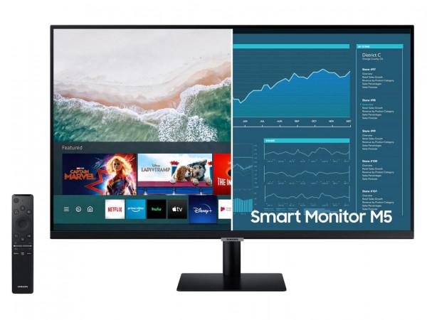 Monitor SAMSUNG LS27AM500NRXEN 27''VA1920x108060Hz8ms GtGHDMIx2, USBVESAsmartzvučnici' ( 'LS27AM500NRXEN' )