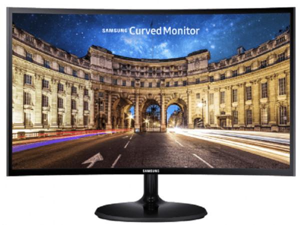 Monitor SAMSUNG LC27F390FHRXEN 27''VA,zakrivljen1920x108075Hz5ms GtGVGA,HDMIFreesyncVESA' ( 'LC27F390FHRXEN' )