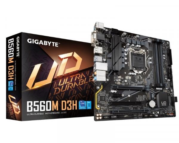 GIGABYTE B560M D3H rev.1.0