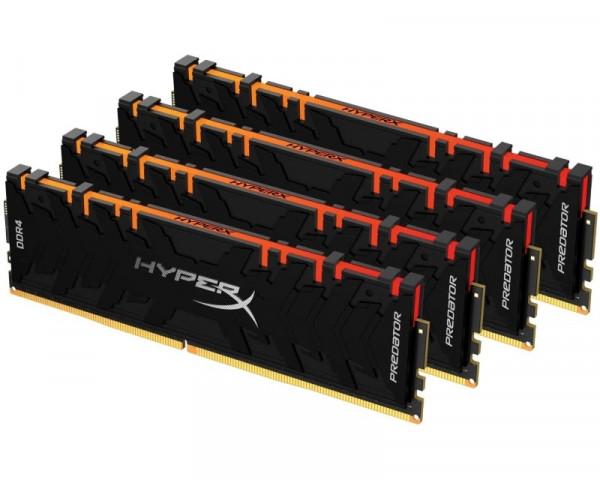 KINGSTON DIMM DDR4 128GB (4x32GB kit) 3200MHz KF432C16RBAK4128  Fury Renegade RGB