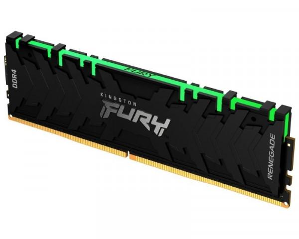 KINGSTON DIMM DDR4 32GB 3200MHz KF432C16RBA32 Fury Renegade RGB