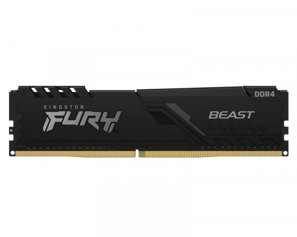 KINGSTON DIMM DDR4 8GB 3600MHz KF436C17BB8 Fury Beast Black