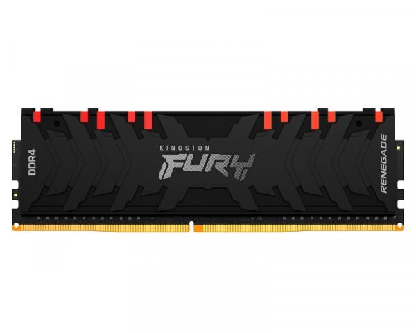 KINGSTON DIMM DDR4 8GB 3200MHz KF432C16RBA8 Fury Renegade RGB