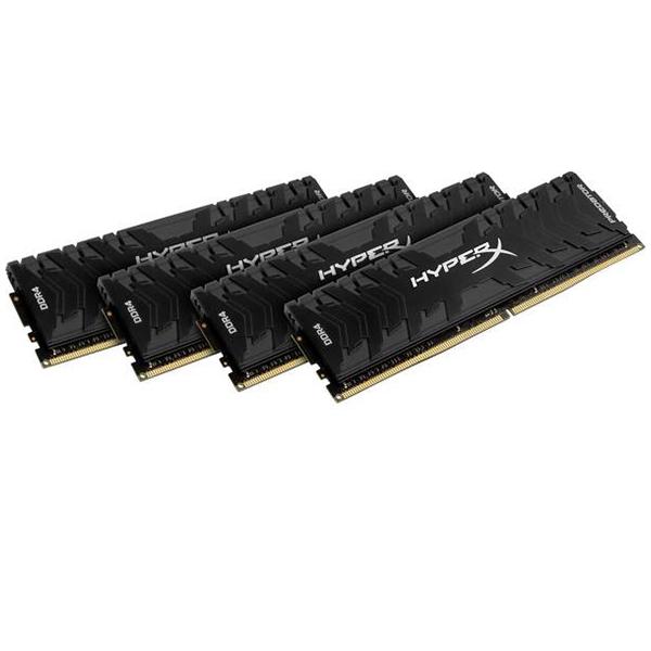 Memorija KINGSTON HX432C16PB3K432 32GB(4x8GB)DIMMDDR43200MHzHyperX Predatorcrna' ( 'HX432C16PB3K432' )