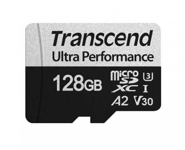 MICRO SD.128GB TRANSCEND bez adaptera TS128GUSD340S