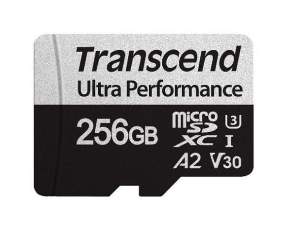 MICRO SD.256GB TRANSCEND sa adapterom TS256GUSD340S