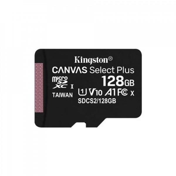 MICRO SD.128GB KINGSTON bez adaptera SDCS2128GBSP