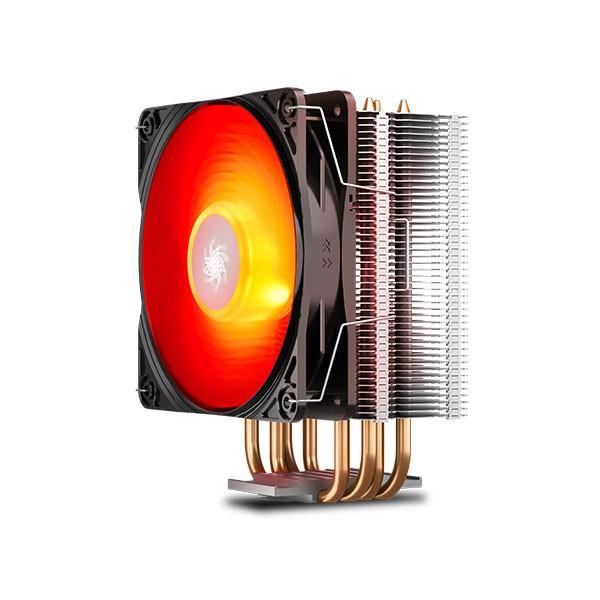 Kuler DeepCool Gammaxx 400 V2 Red