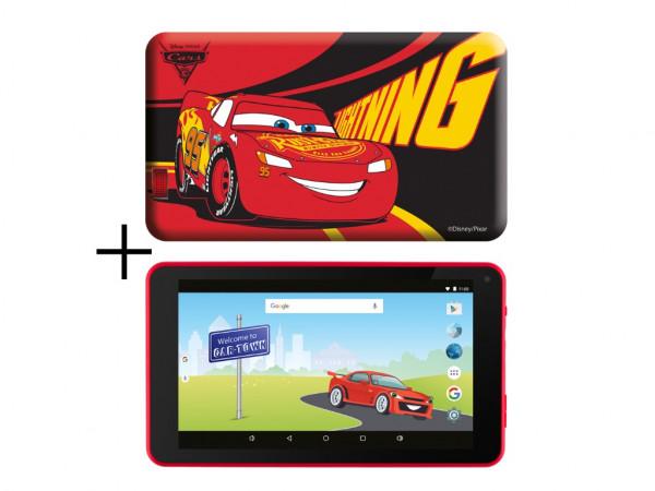 Tablet ESTAR Themed Cars 7399 HD 7''QC 1.3GHz2GB16GBWiFi0.3MPAndroid 9crvena' ( 'ES-TH3-CARS-7399' )