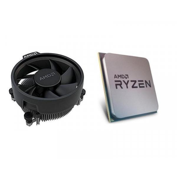 CPU AM4 AMD Ryzen 5 3500x 6 cores 3.6GHz (4.1GHz) MPK