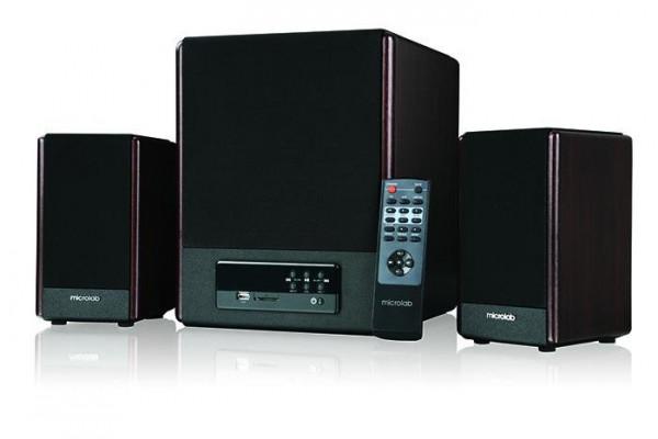 Zvučnik Microlab FC530U 2.1