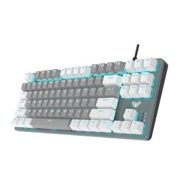 Tastatura AULA F3287, mehanička, blue switch