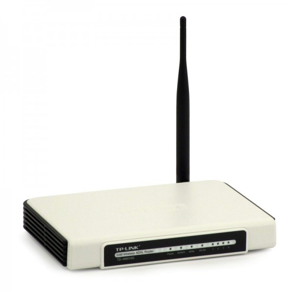 Router TP-Link TD-W8901A)