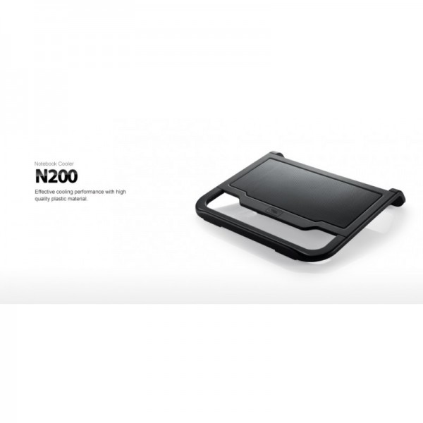 Kuler Notebook DeepCool N200