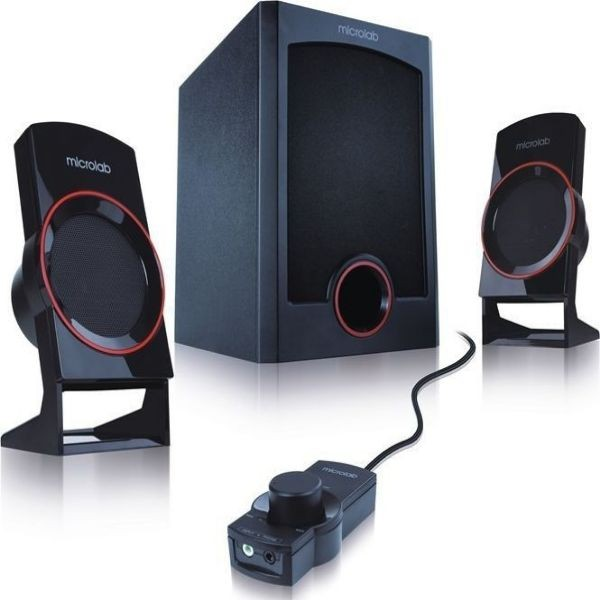 Zvučnik Microlab M111 2.1 crni
