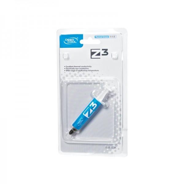 Kuler pasta DeepCool Z3 silver