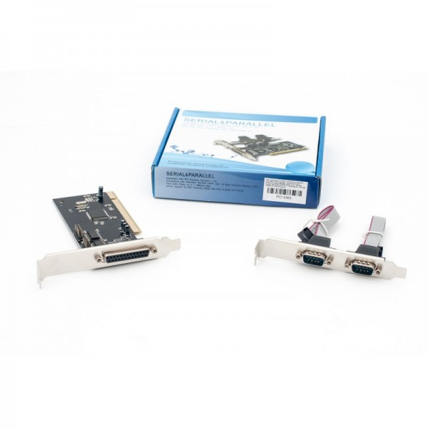 Kontroler GC PCI LPT+2xRS232