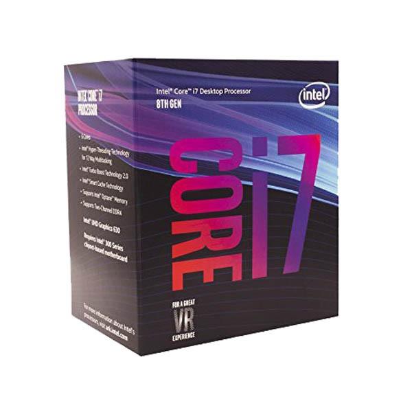 Procesor Intel Core i7-8700