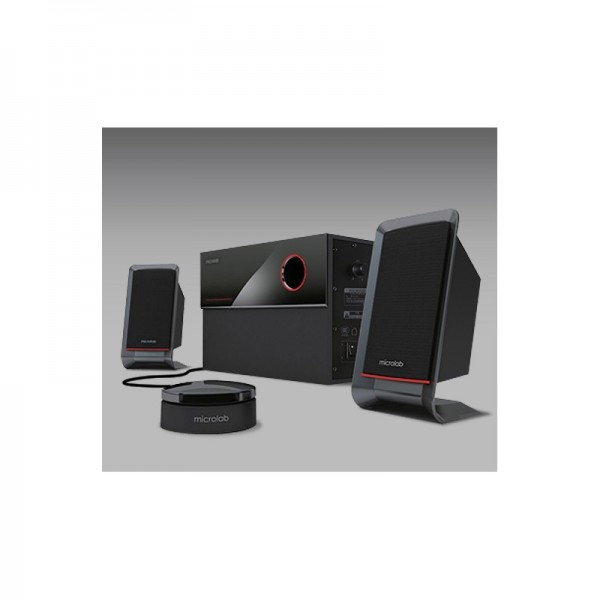 SPK Microlab M200 2.1 Black