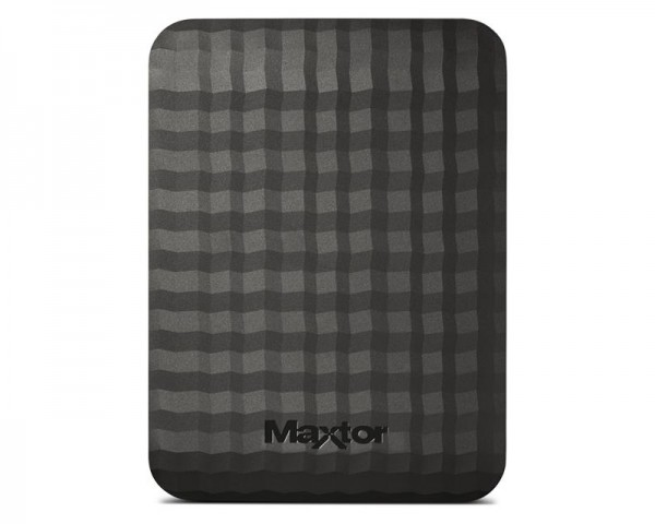 MAXTOR M3 Portable 4TB 2.5'' crni eksterni hard disk HX-M401TCBGM
