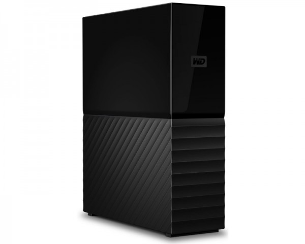 WD My Book 8TB 3.5'' eksterni hard disk WDBBGB0080HBK-EESN