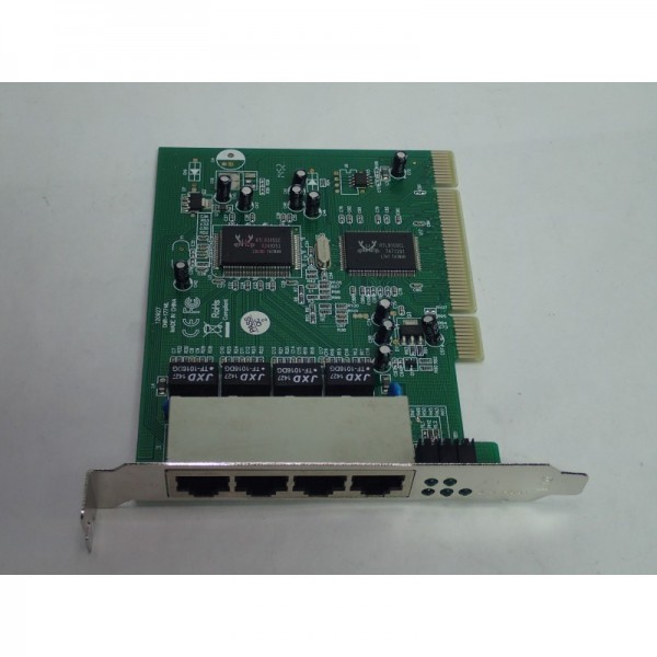 LAN PCI-Ex GC 4x 10/100
