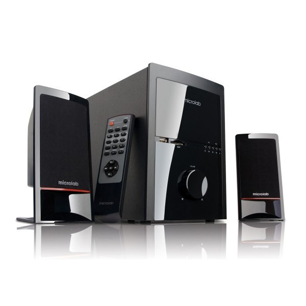 SPK Microlab M700U 2.1 Black