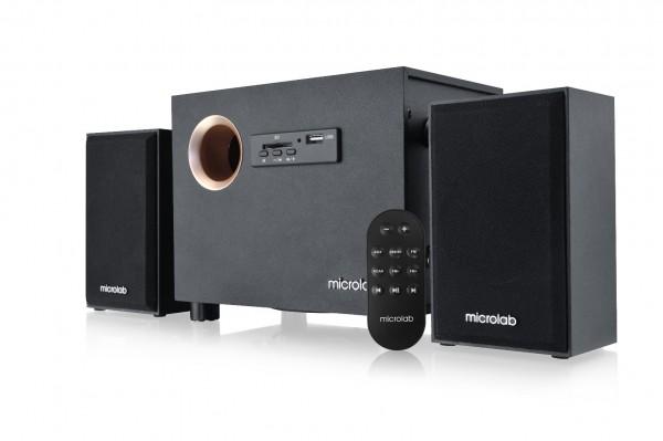 Zvučnik Microlab M105R 2.1 crni