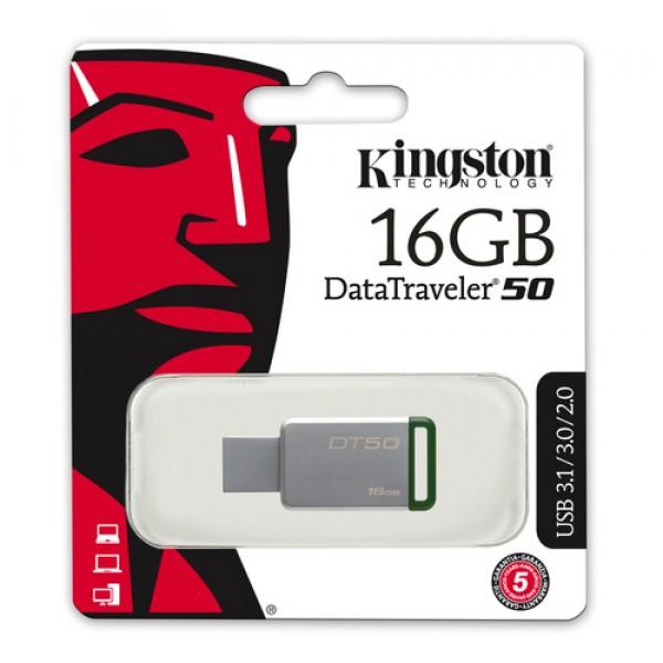 Flash Kingston DT50/16GB 3.1