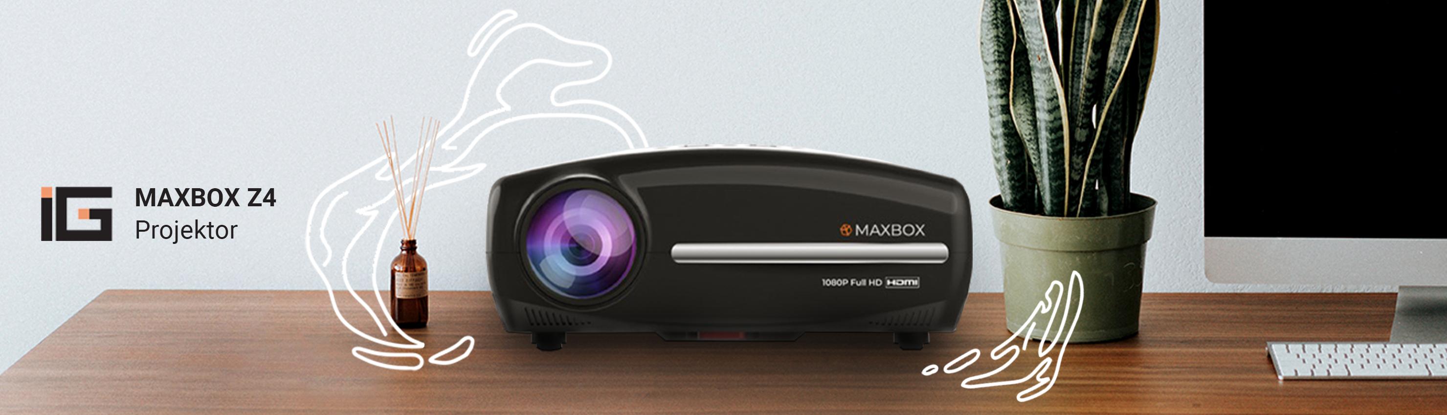 maxbox z4 projektor