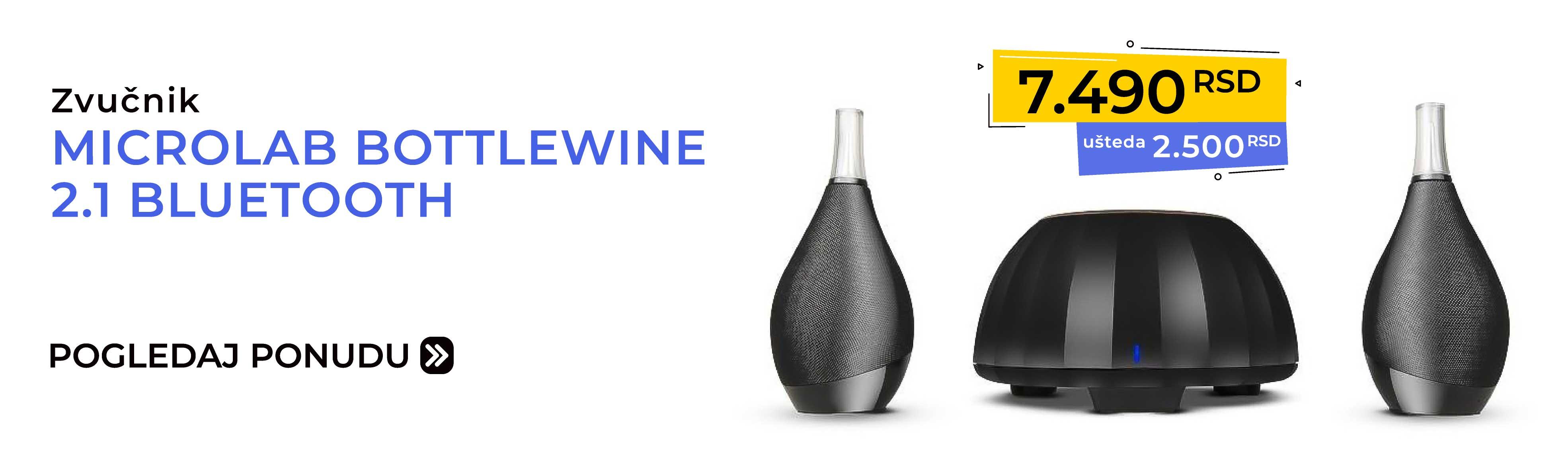 Microlab bottlewine